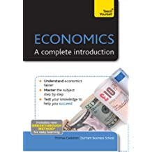 Economics: A Complete Introduction: Teach Yourself (English Edition)