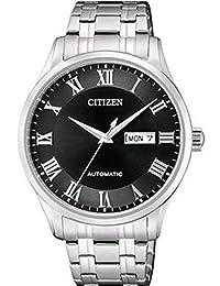 【跨境自营】Citizen 西铁城 光动能 男士手表 日本品牌NH8360-80E腕表(保税仓直发,包邮包税)
