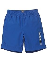 Puma Kids 彪马童装 男童 短裤 83209202 蓝色 176