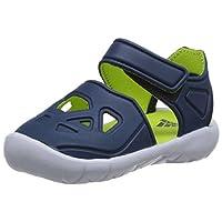 adidas kids 阿迪达斯童鞋 婴童 学步鞋 FORTASWIM 2 I CQ0087