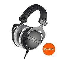 Beyerdynamic 拜亚动力 DT770 PRO 头戴式专业录音监听耳机 250欧 新版