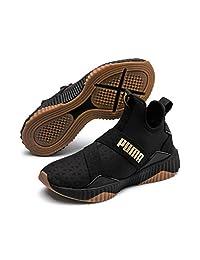 Puma 彪马 Defy Mid Sparkle WN 女士健身鞋