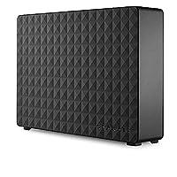 Seagate Expansion Desktop 10TB External Hard Drive HDD - USB 3.0 for PC Laptop (STEB10000400)