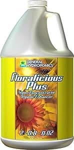 General Hydroponics Floralicious Plus 花园用具 1 加仑 Floralicious Plus Gallon