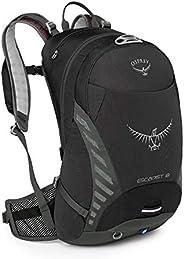 Osprey 中性 隐者 Escapist 18 黑色 M/L 双肩背包 户外徒步骑行穿越登山越野背包舒适背负 三年质保终身维修(两种LOGO随机发)【户外系列】