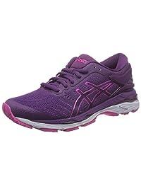 ASICS 亚瑟士 女 跑步鞋GEL-KAYANO 24 T799N