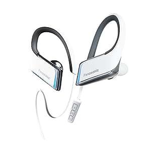 Panasonic ErgoFit 入耳式耳塞耳机RP-BTS50-W WINGS,12mm 驱动,IPX5