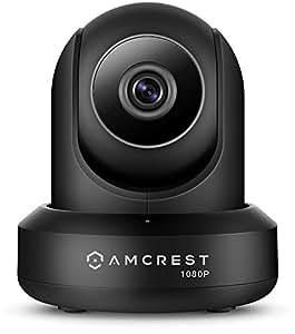 amcrest ip2m-841prohd 1080P (1920tvl) 无线 WIFI ip camera 黑色