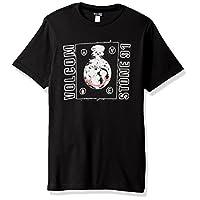 Volcom 男士 Happy Planet 短袖 T 恤