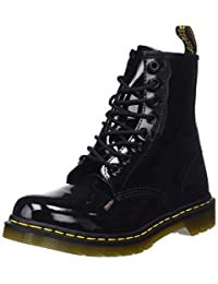 Dr. Marten's Women's 1460 8-Eye Cherry Red Patent Leather Boots
