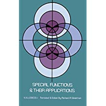 Special Functions & Their Applications (Dover Books on Mathematics) (English Edition)