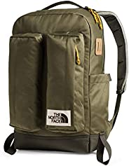 The North Face 北面 Crevasse Burnt Olive Green/New Taupe Green 操作系统