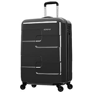 American Tourister 美旅箱包 PUZZLE CUBE 旅行箱拉杆箱 67Q 炭灰色 21寸
