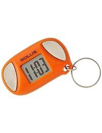 [SOLUS]SOLUS 心率测量心率切削器 钥匙扣类型 01-SOL-P06 【正规进口商品】