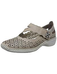 Rieker 女 单鞋 413G4