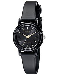 Casio 卡西欧 女式 lQ139E-1A 经典圆形模拟手表