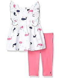 Nautica 套装 (KHQ) 女童套裤