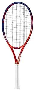Head Kids' Radical Tennis Racket, Orange/Blue, 19-inch