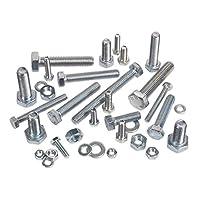 Sealey HSSM6 198pc 公制 M6 高强度安装螺丝和螺母组合