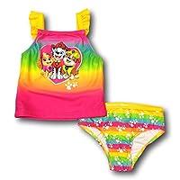 Paw Patrol 狗狗巡逻队 女童两件套泳衣 适合学步女童