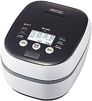 タイガー 炊飯器 5.5合 土鍋圧力IH 炊き分けメニュー プレミアム本土鍋 ホワイト 炊きたて JPH-A100-WH 需配变压器