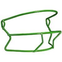 Schutt XR 垒球击球护罩面罩,霓虹绿