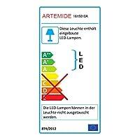 Artemide Rea 燈 L15 H14.6 P 17.9 厘米,白色