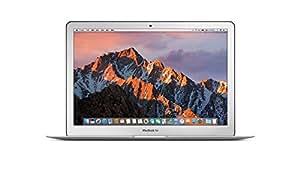 Apple 苹果 MacBook Air 13.3英寸笔记本电脑 MQD32CH/A银色 Core i5/8G内存/128G固态硬盘 1.8GHz 双核 Intel Core i5 处理器 苹果电脑【2017款】