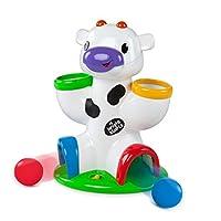 美国 KIDS II Bright Starts Infant Toys婴幼儿玩具 乐乐球小牛KIIC52175(6个月以上)