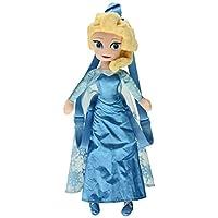 冰雪奇缘 Elsa 毛绒背包,17 英寸