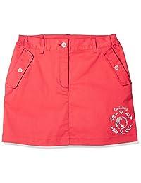 Callaway 女士彈力裙 ( 后腰 : 松緊帶款 ) / 241-0128808 / 可愛 高爾夫 服裝