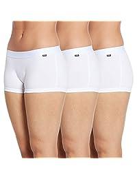 TomboyX 男孩短裤内裤 3 件装,超柔软棉质,全天舒适(XS 到 4X)