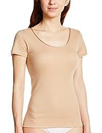[郡是] 内衣 CFA 柔软耐用 2分袖 CB4552