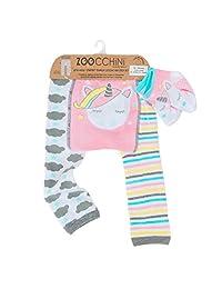 Zoocchini【日本正品】打底裤&袜子 独角兽的爱丽 灰色 12-18ヶ月