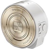 Sony 索尼 DSC-QX10 镜头式数码相机 (白色)