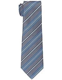 [橄榄橄榄学校 ] 橄榄橄榄橄榄学校 领带 条纹[灰色] 女孩 2K50007-08