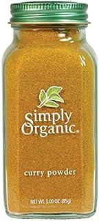 Simply Organic 咖喱粉| 84.9克(3件计数)