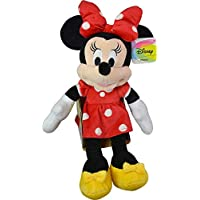 Marvel 米妮老鼠中号尺寸 18 英寸红色毛绒玩偶