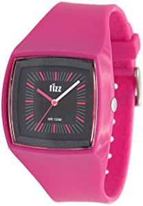 Fizz 5010222 中性粉色塑料表带