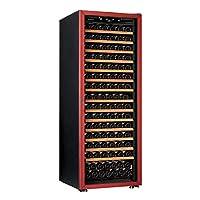 原装进口法国EuroCave尤勒凯夫Première入门系列酒柜V-PREM-L(14个滑动架+玻璃门)