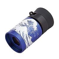 Vixen 单筒刀 H4×12 葛饰北斋 II 博物馆收藏 单筒望远镜 11272