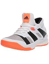 adidas 男式 Stabil X 中筒排球鞋