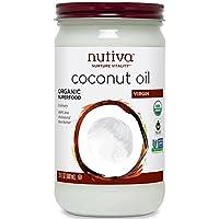 Nutiva 优缇 初榨椰子油680ml(美国进口)