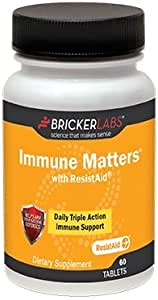 Immune Matters® With Resist Aid® - Bricker Labs - *支持补充剂