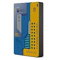 Seagate 希捷 Xbox 游戏驱动器STEA5000404  CyberPunk 2077 Special Edition 5TB
