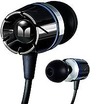 Monster 魔声 Monster Turbine Mobile 涡轮帶咪 入耳式耳机 #129374  黑色
