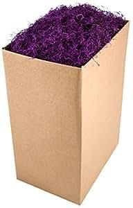 supermoss 西班牙语 Moss preserved 紫色 Appx. 10 lb Bulk Case