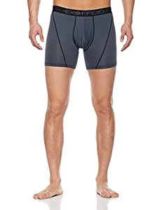 EXOFFICIO 男士 四角裤 1241-2336-9712 幽灰色 S