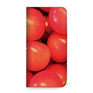 mitas iphone ケース241NB-0129-CH/SCV33 3_Galaxy S7 edge (SCV33) 樱桃(无腰带)