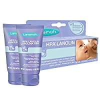 Lansinoh HPA Lanolin for Breastfeeding Mothers, 80 Gram